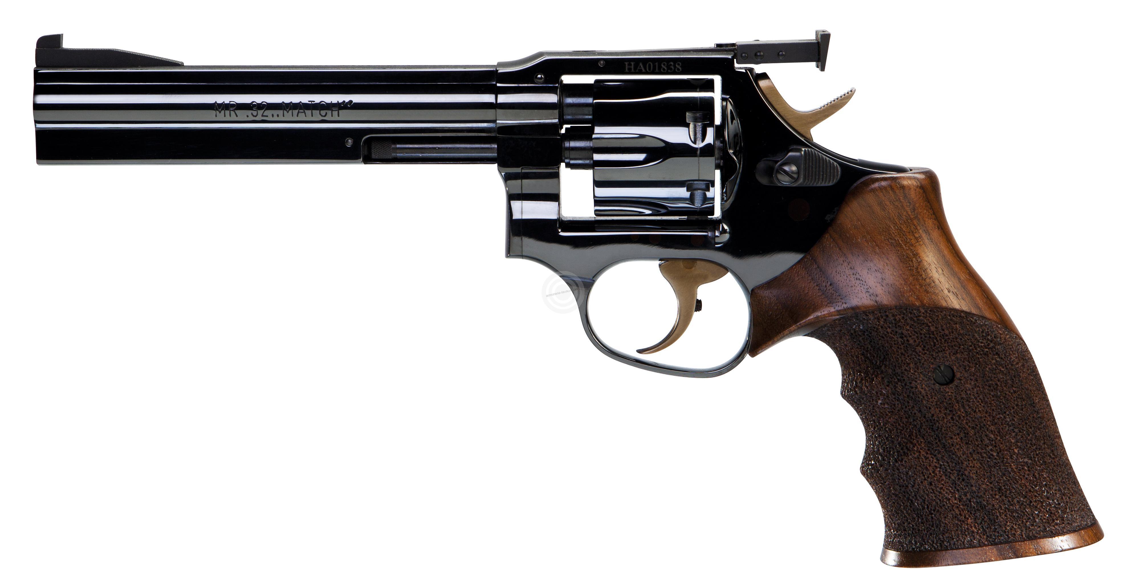 Revolver MANURHIN MR32 MATCH 6
