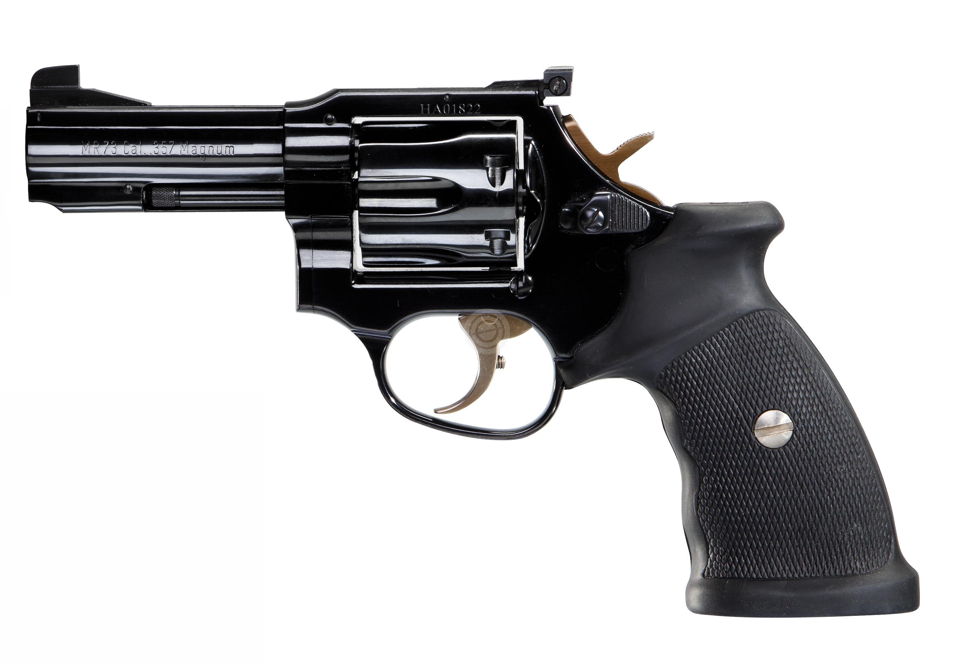 Revolver MANURHIN MR73 Gendarmerie 3