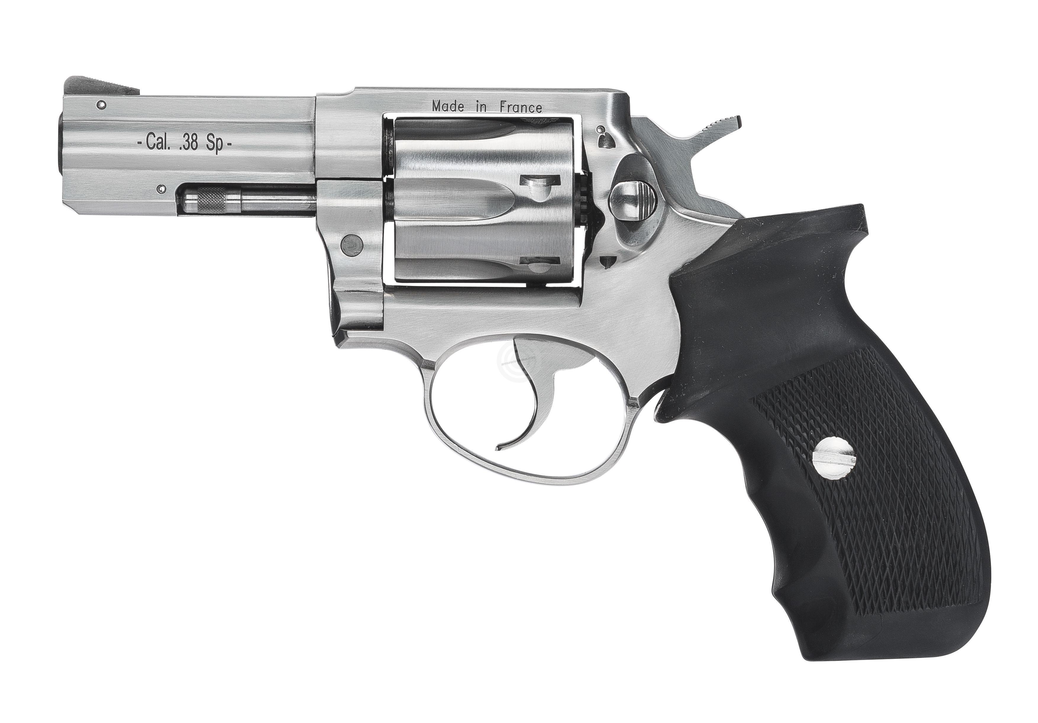 Revolver MANURHIN MR88 DX Defense INOX 3