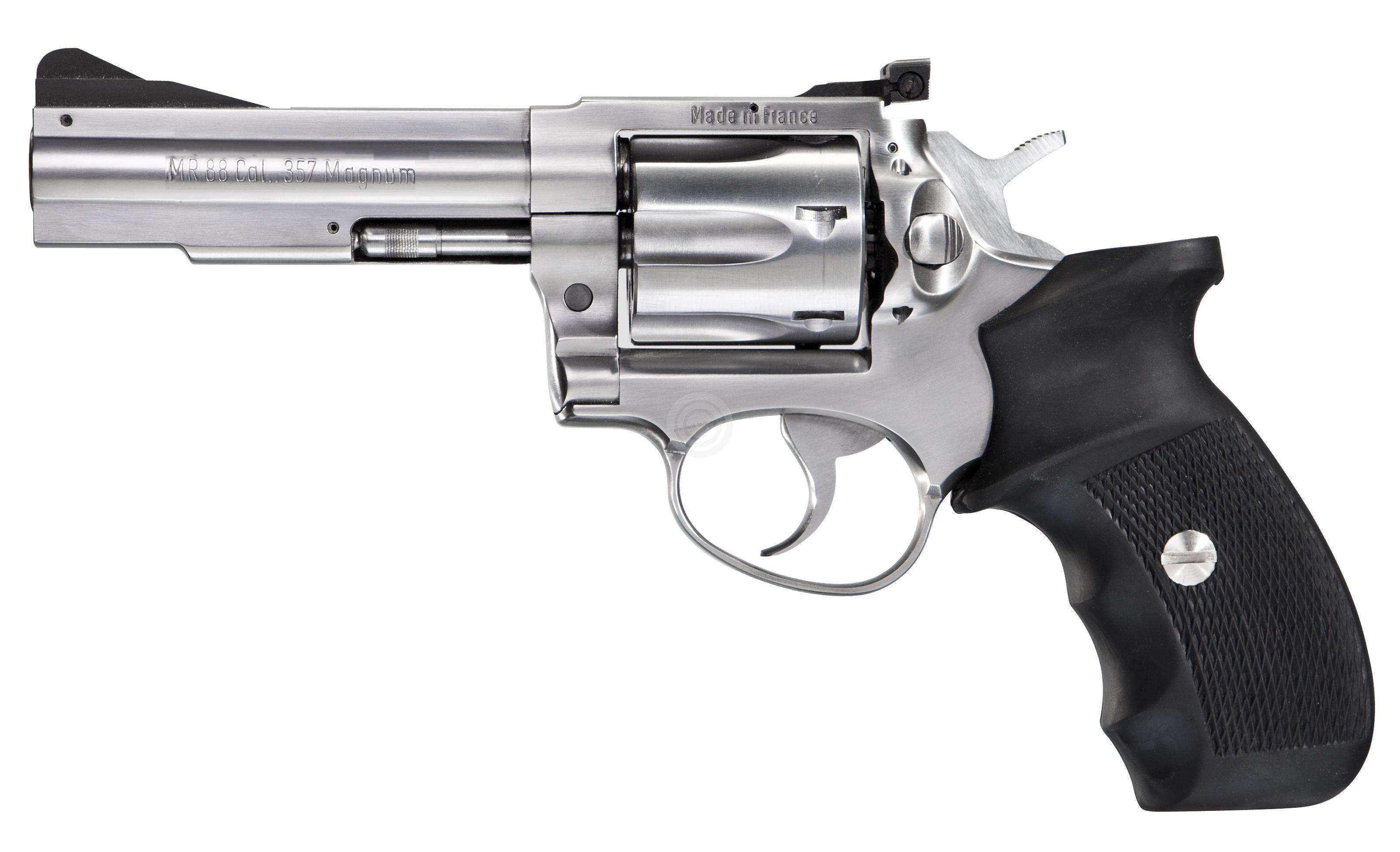 Revolver MANURHIN MR88 SX Sport Inox 4