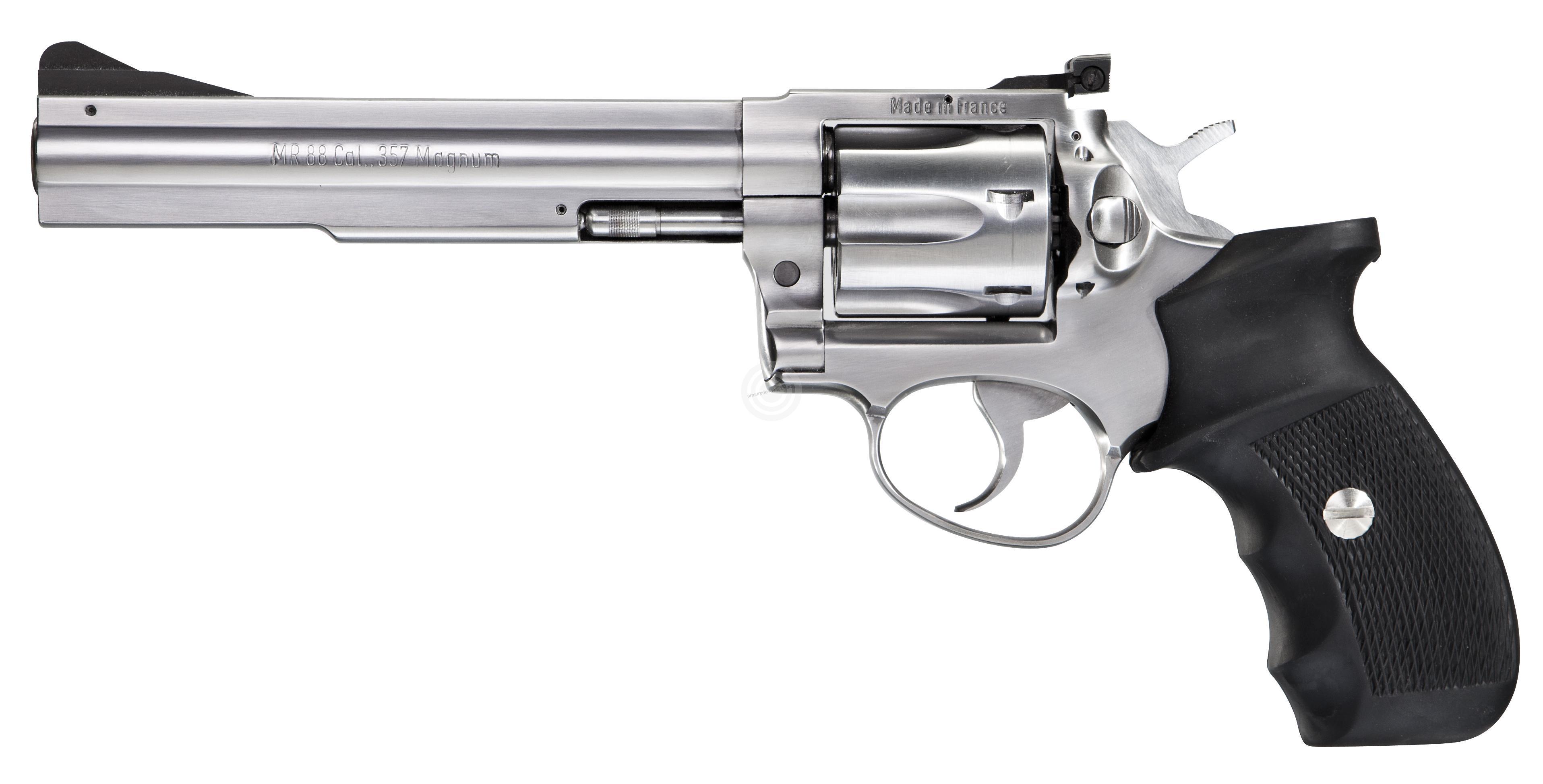 Revolver MANURHIN MR88 SX Sport Inox 6