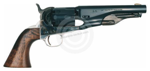 Revolver à Poudre Noire Pietta COLT 1862 New York Metropolitan Police Cal.36