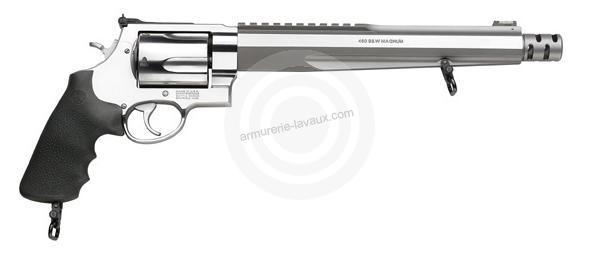Revolver SMITH & WESSON Performance Center 460 XVR 10.5