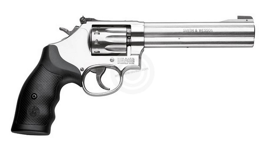 Revolver SMITH & WESSON 617 6