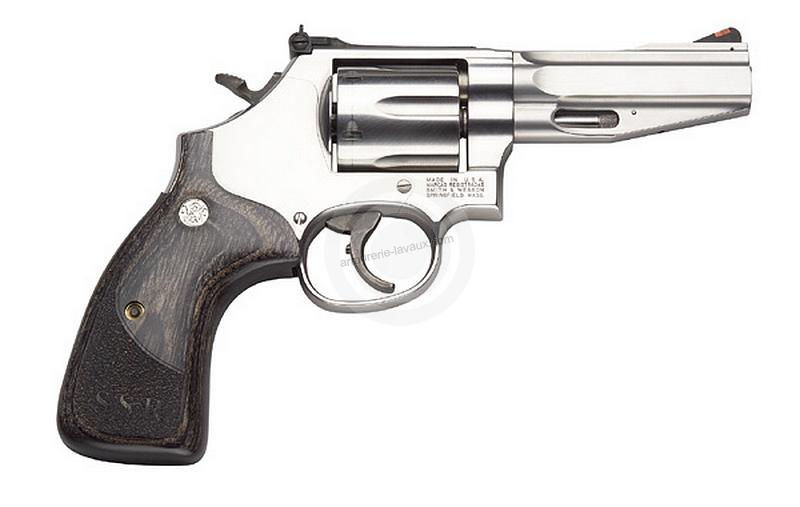 Revolver SMITH & WESSON Pro Series 686 SSR cal.357mag - 38 Sw Spécial