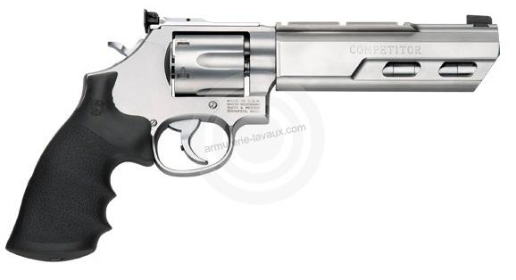 Revolver SMITH & WESSON Performance Center 629 COMPETITOR 6