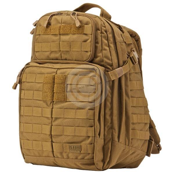 Sac à dos 5.11 Tactical Series RUSH 12 Sable