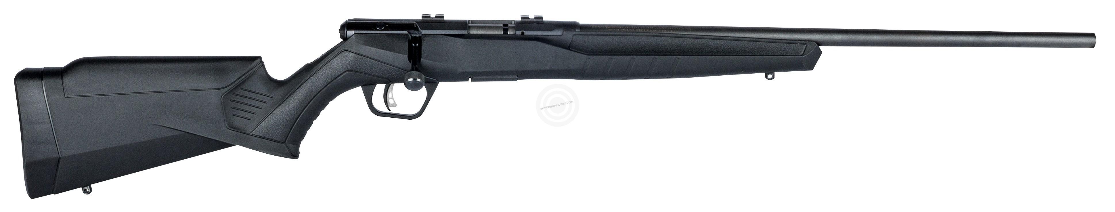 Carabine 22LR SAVAGE Series B22FV