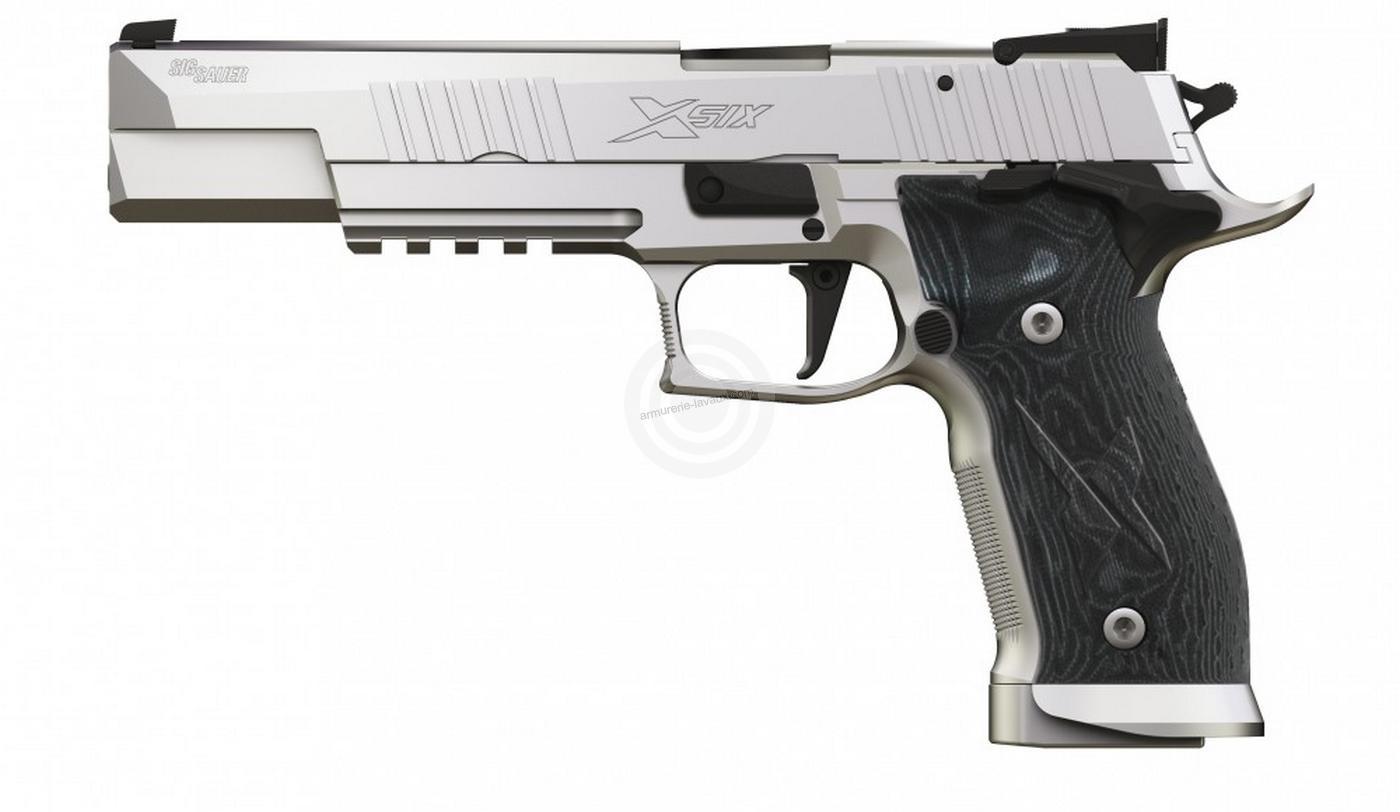 Pistolet SIG SAUER P226 X-SIX Super Match cal.9x19