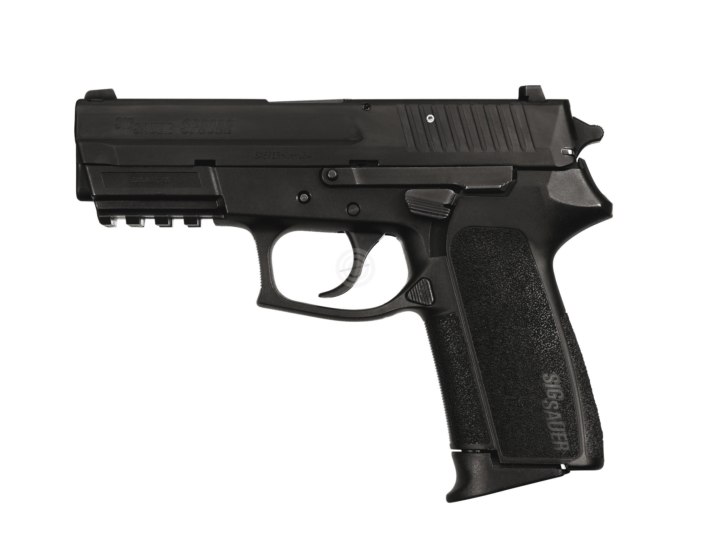 Pistolet SIG SAUER SP2022 cal.9x19