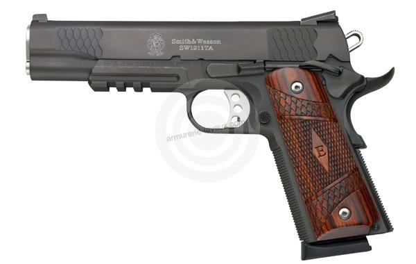 Pistolet SMITH & WESSON E-Series SW1911 Tactical cal.45 ACP