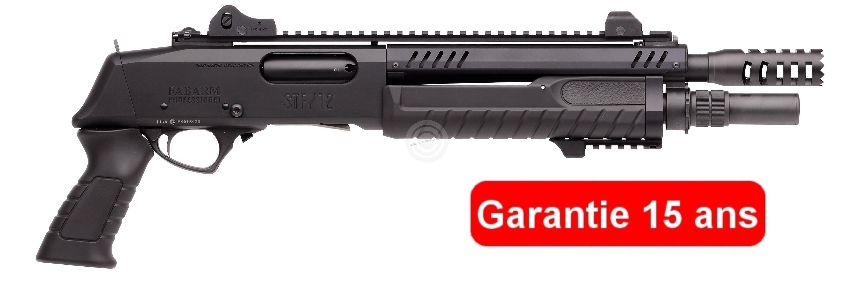 Pistolet à pompe FABARM STF12 short 11