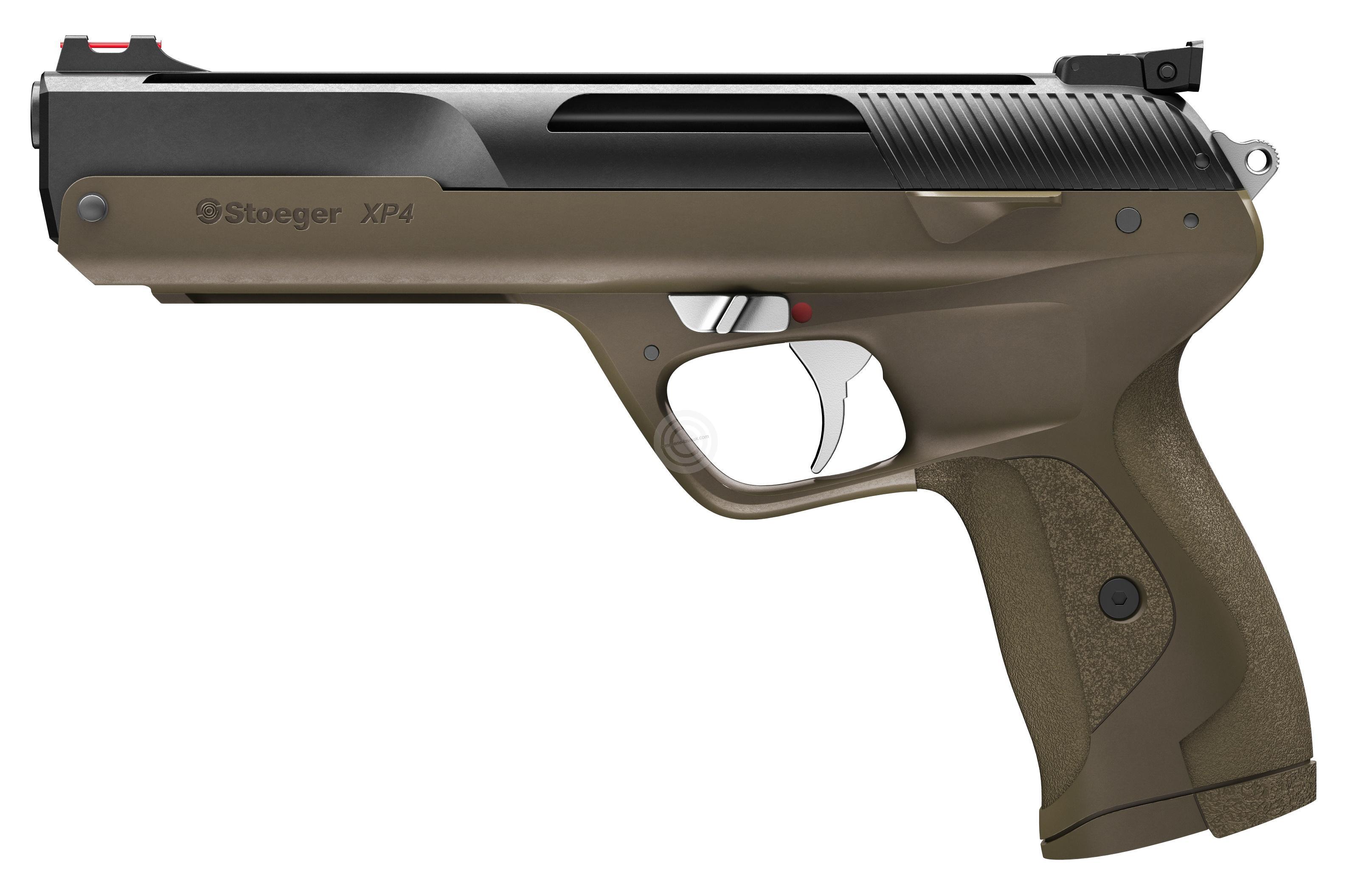 Pistolet à plombs STOEGER XP4 Green