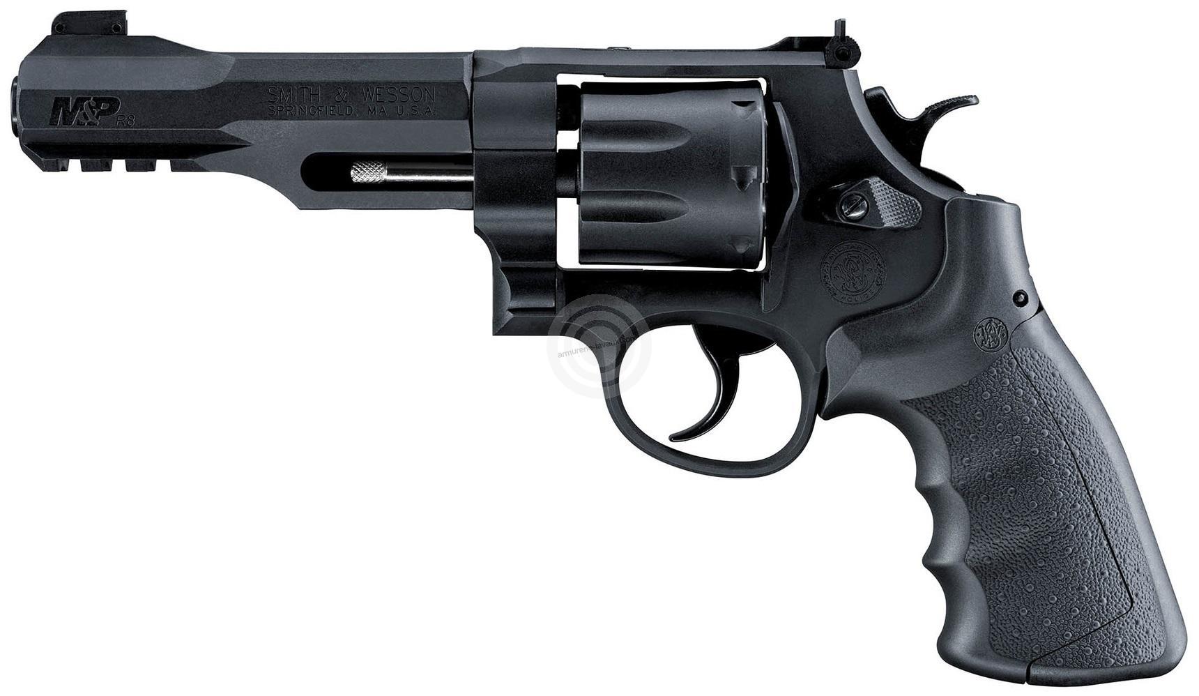 Revolver SMITH WESSON MPR8 UMAREX cal.4,5mm