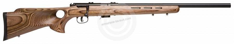 Carabine cal.17 HMR SAVAGE Varmint Lamellé Thumbhole MARK 93R17 BTV