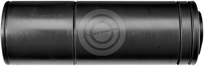 Silencieux SAI Scarab cal.222 Rem (5.56mm) Filetage M15x100