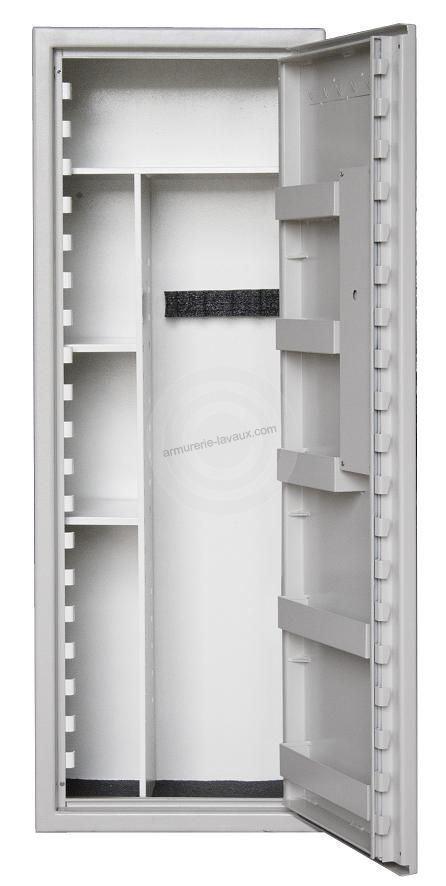 armoire forte elite premium 6 armes avec lunettes 143 kg. Black Bedroom Furniture Sets. Home Design Ideas