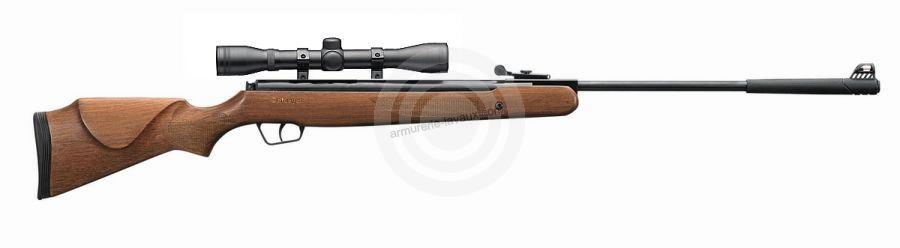 Carabine STOEGER X50 COMBO Bois ''lunette BAUER 3-9x40'' (36 joules)