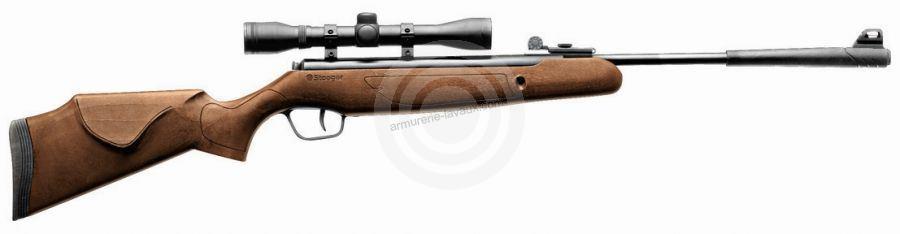 Carabine STOEGER X5 COMBO Bois ''lunette BAUER 4x32''