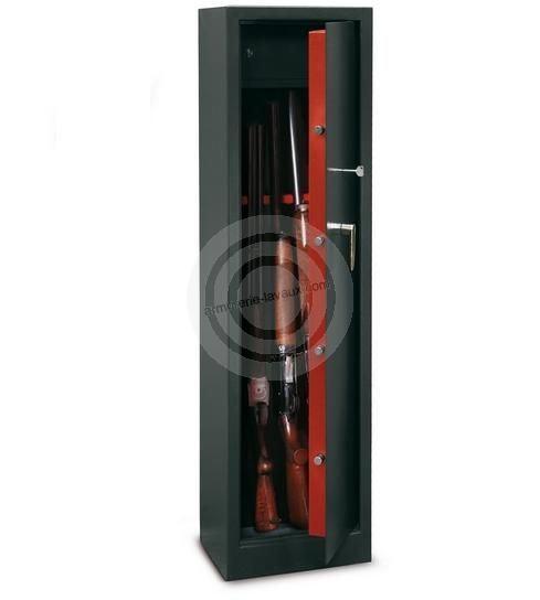 Armoire � fusils TCH/5 - 5 armes (coffre int�rieur)