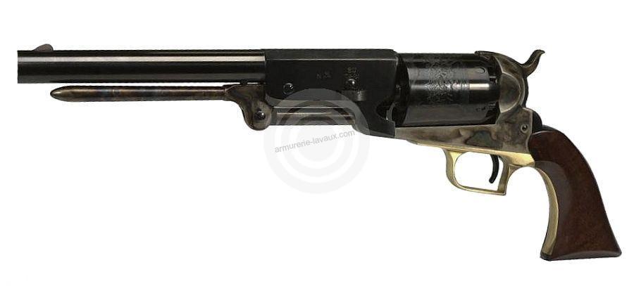 Revolver à Poudre Noire Uberti COLT 1847 Walker Bronzée Cal. 44