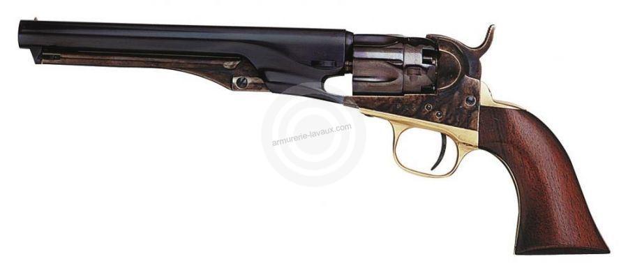 Revolver à Poudre Noire Uberti COLT 1862 Police  Cal.36