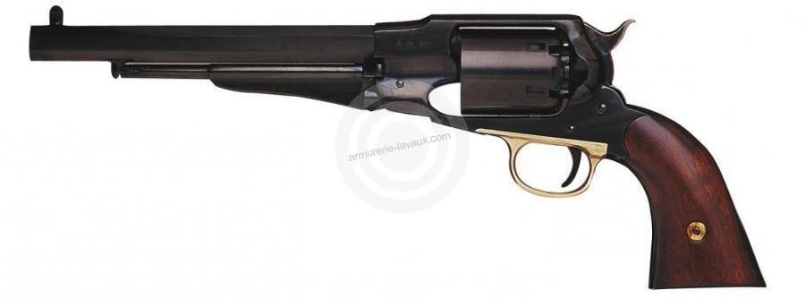 Revolver à Poudre Noire Uberti REMINGTON 1858 New Improved ARMY  cal.44