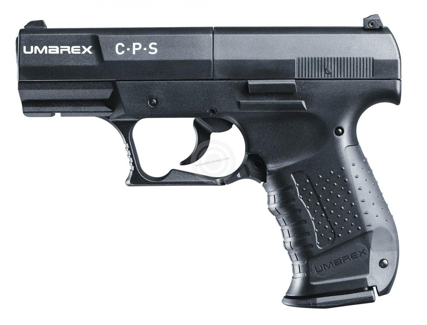 Pistolet WALTHER CP Sport UMAREX Cal 4.5mm