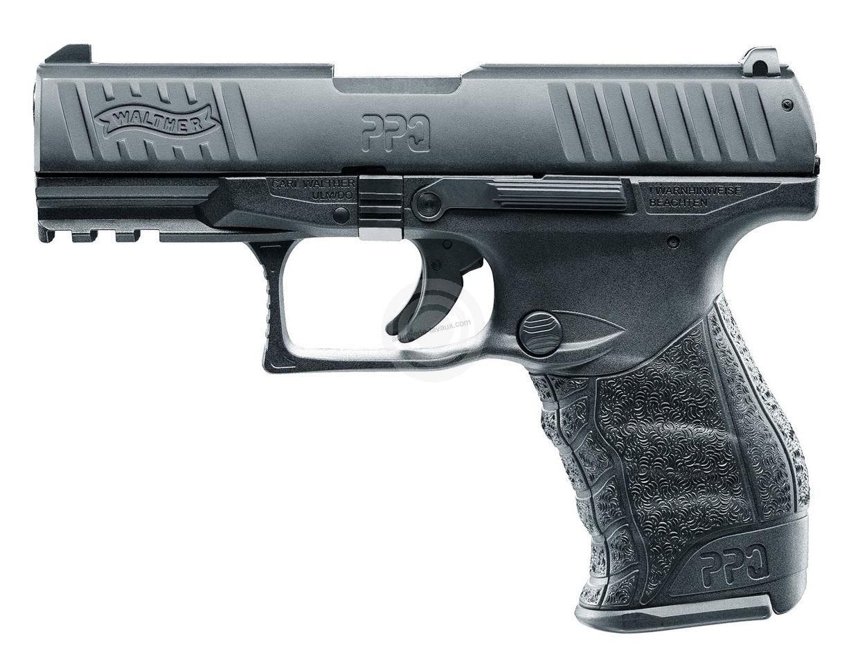 Pistolet d'alarme WALTHER PPQ M2 cal.9mm PA UMAREX