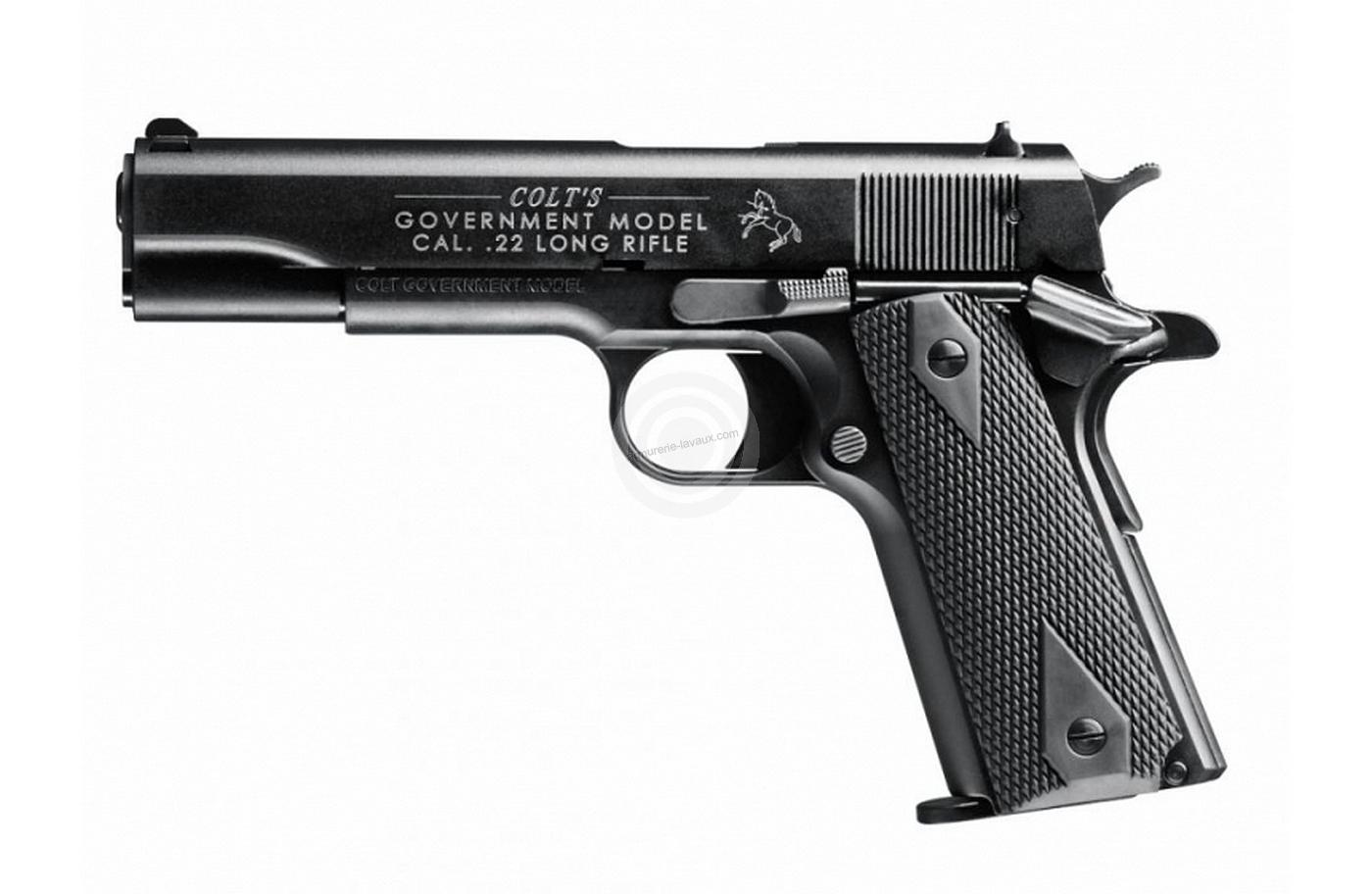 Pistolet WALTHER COLT 1911 A1 5