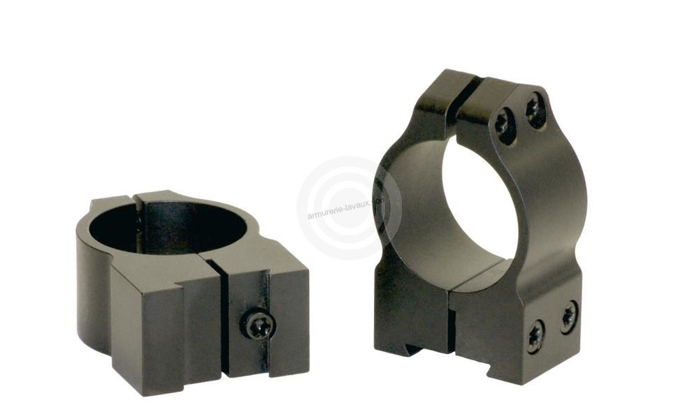 Montage WARNE CZ 527 diamètre 30mm (Medium)