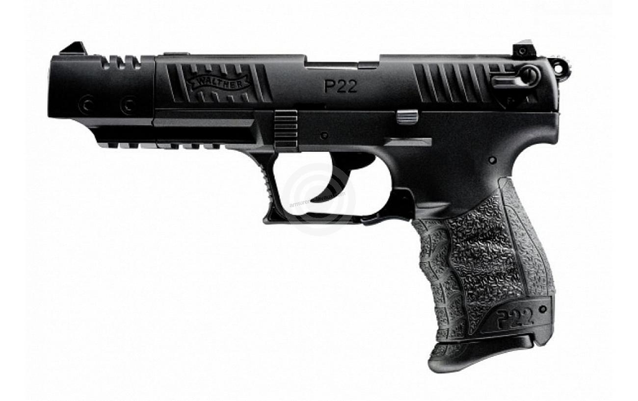 Pistolet WALTHER P22 Target cal.22 Lr