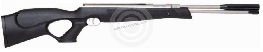 Carabine à air comprimé WEIHRAUCH HW 97 Black Line Stainless