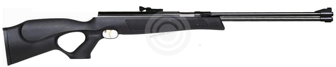 Carabine à air comprimé WEIHRAUCH HW 77 Black Line