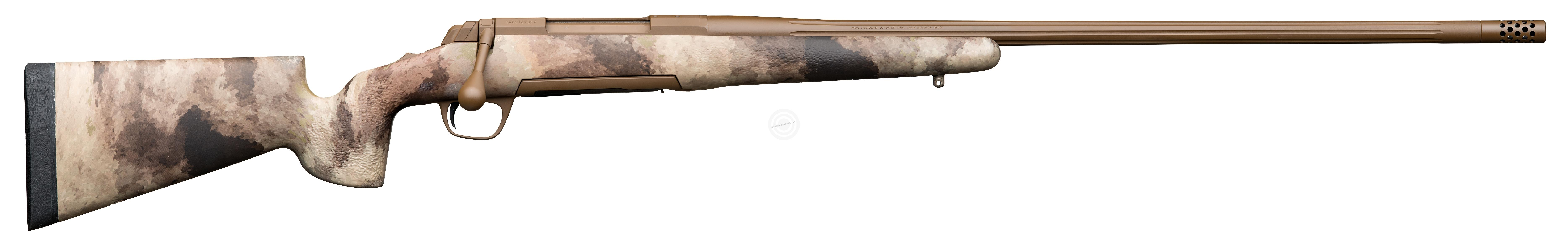 BROWNING X-Bolt SF Long Range McMILLAN cal.308 win