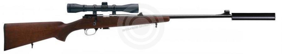 Carabine 22LR ZASTAVA MP22 (CZ99) avec lunette LYNX 4x32 et silencieux