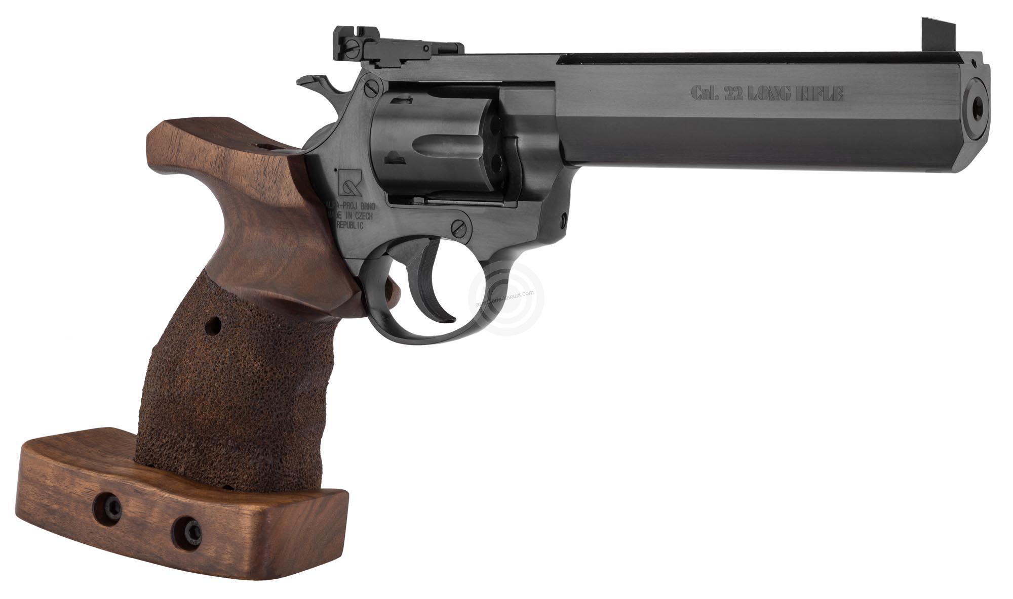 revolver alfa proj sport 6 u0026 39  u0026 39  bronz u00e9 cal 22 lr