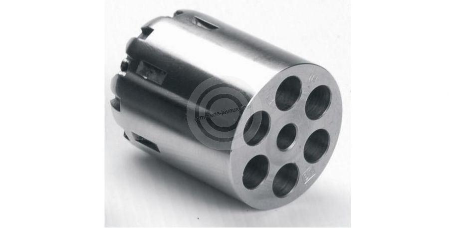 Barillet PIETTA Inox Remington 1858 cal.44