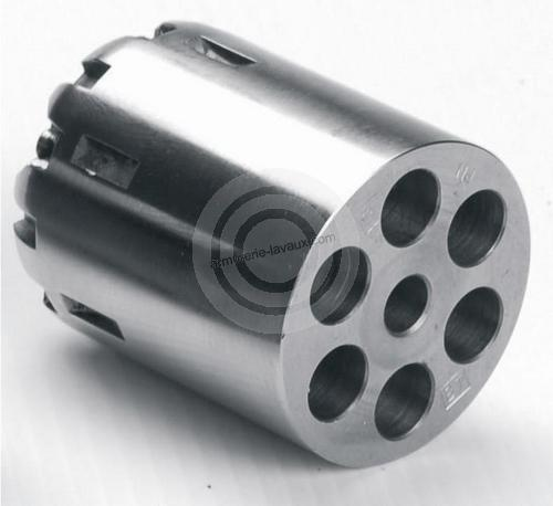 Barillet PIETTA Inox Remington 1858 cal.36