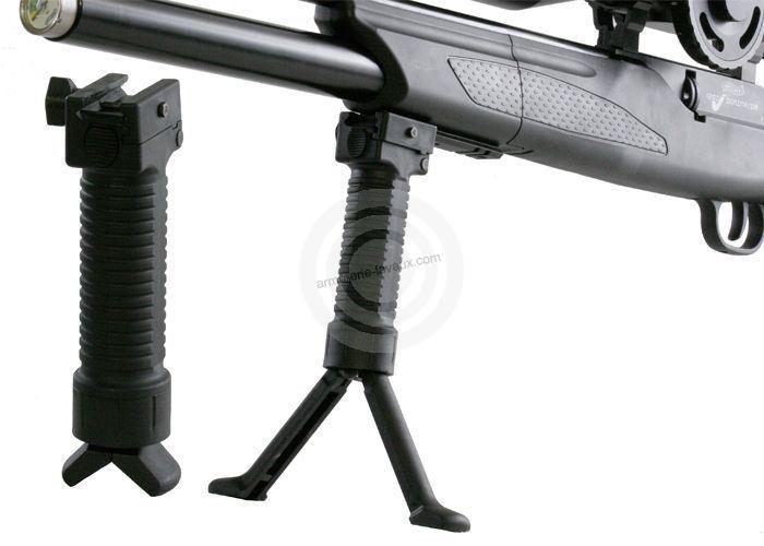 Bipied poignée UMAREX pour carabine CX4