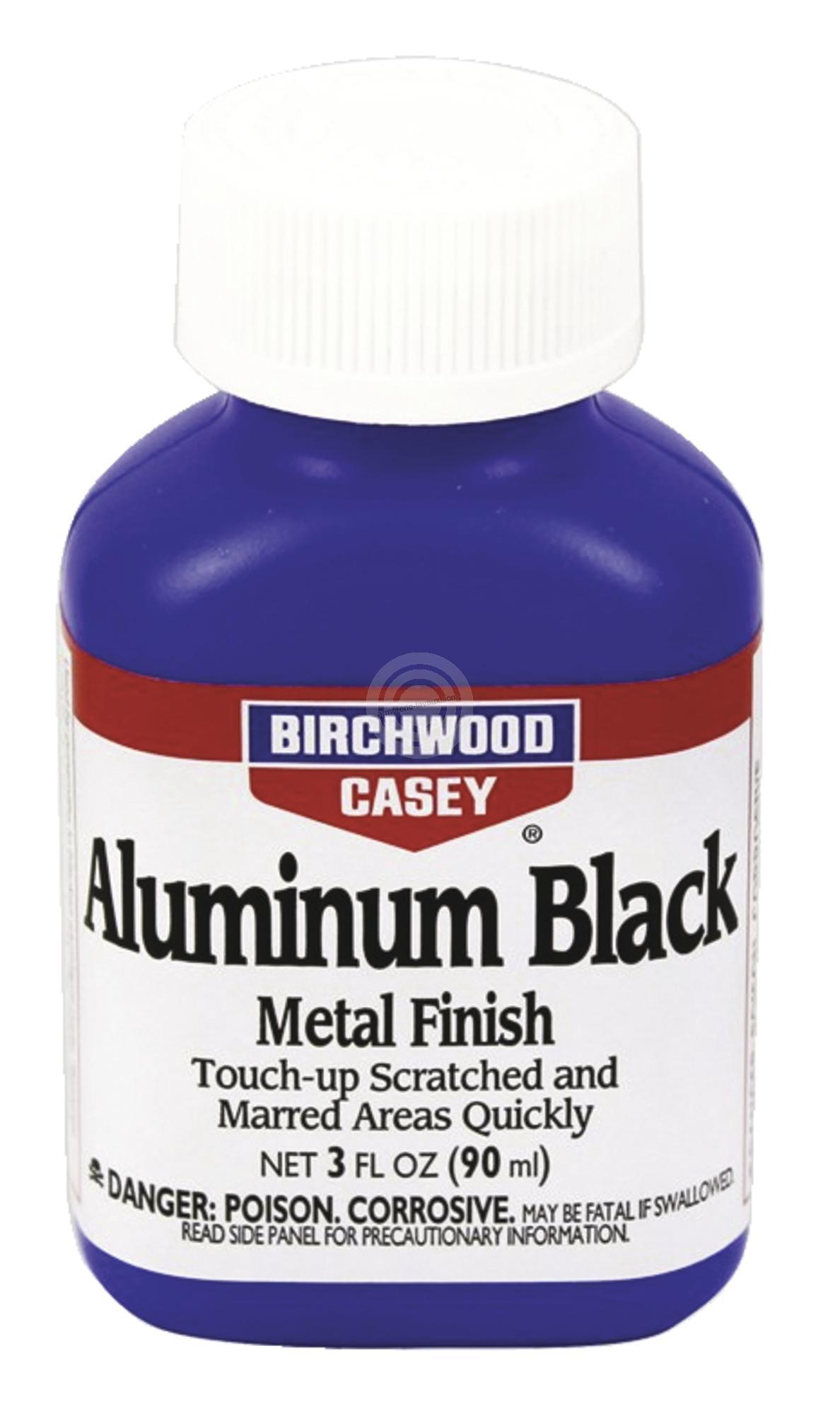 Bronze à froid Aluminium Noir BIRCHWOOD