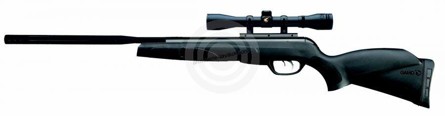 Carabine GAMO Black BULL Combo (29 joules)