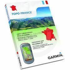 Carte topographique GARMIN Astro 320 FRANCE ENTIERE