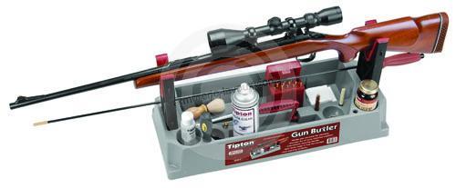 Chevalet de tir avec rangement TIPTON