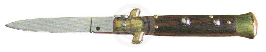 Couteau Automatique 12 cm Palissandre
