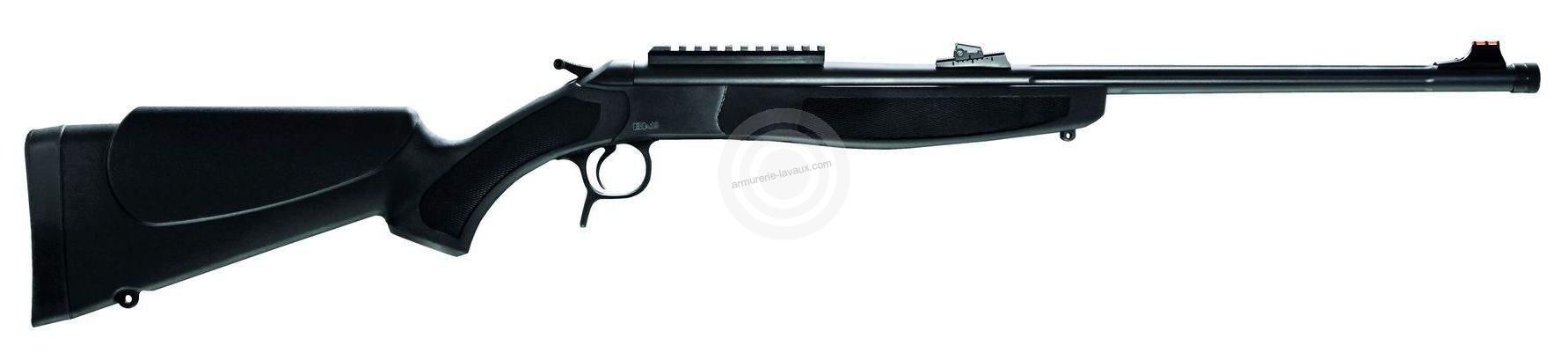 Carabine BERGARA SCOUT DK4 Synthétique cal.243 Win (canon 58cm)