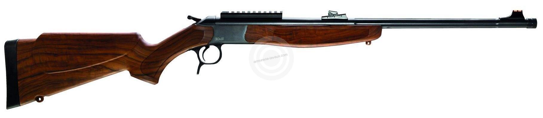 Carabine BERGARA SCOUT DK4 BOIS cal.243 Win (canon 58cm)