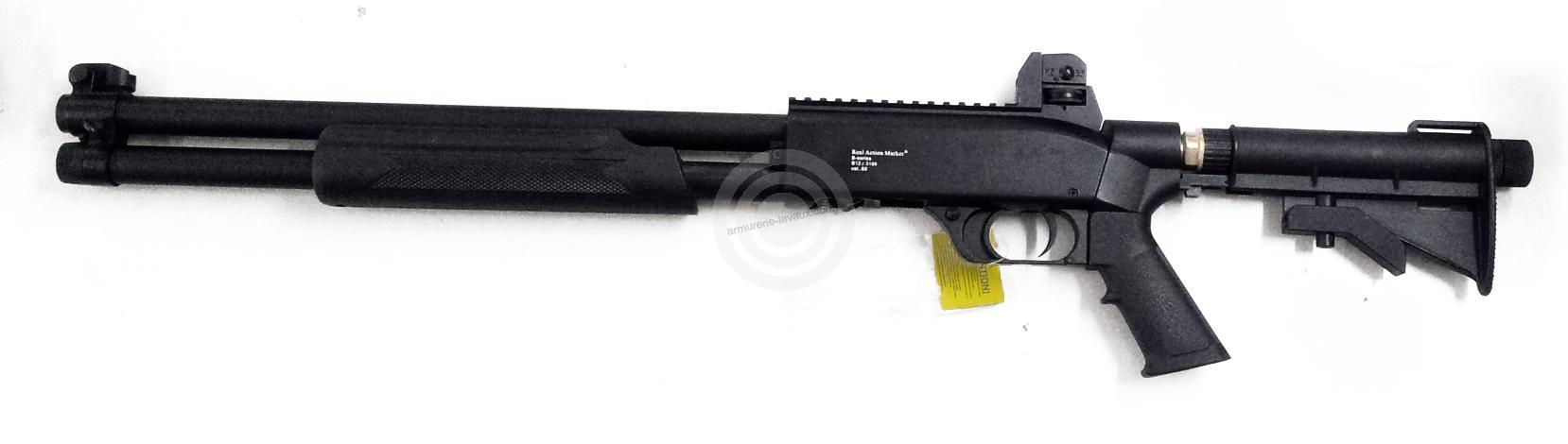 Fusil à pompe APS RAM 68 ''Pack'' (16 joules)