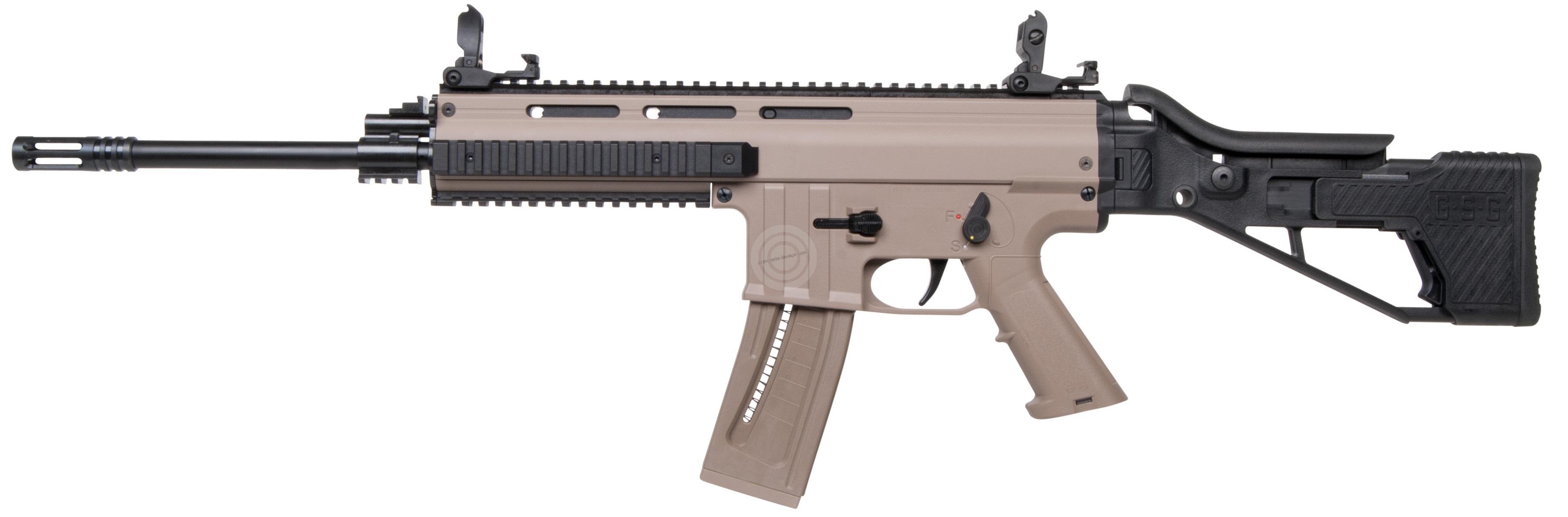 Carabine semi-automatique GSG-15 16.5