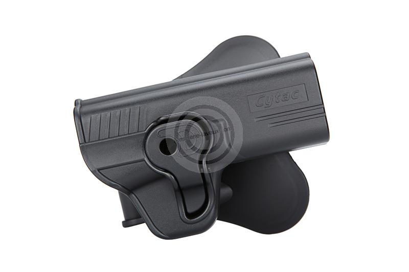 Holster polym�re CYTAC S&W MP9